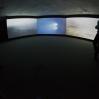 APARATOS PARA UN TERRITORIO BLANDO II 2015- Montaje de instalación audiovisual, tríptico
